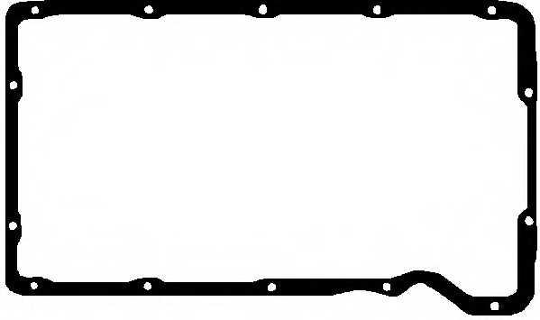 Прокладка, масляный поддон ELRING 834.697 - изображение