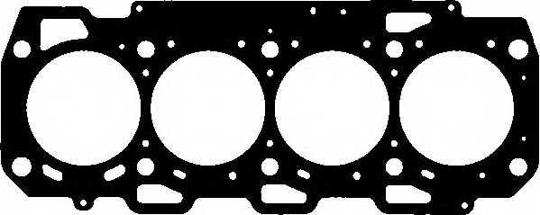 Прокладка головки цилиндра ELRING 843.853 - изображение