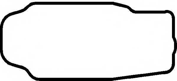 Прокладка маслянного поддона ELRING 845.541 - изображение