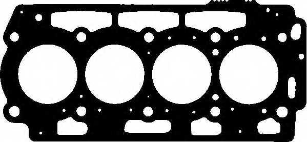 Прокладка головки цилиндра ELRING 862.632 - изображение
