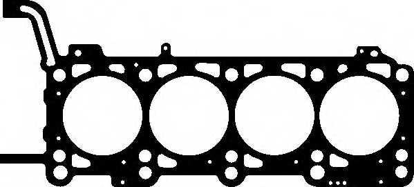 Прокладка головки цилиндра ELRING 877.361 - изображение