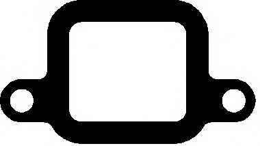 Прокладка впускного коллектора ELRING 893.330 - изображение