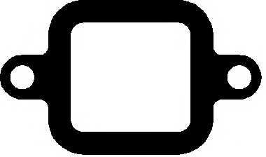 Прокладка впускного коллектора ELRING 893.350 - изображение