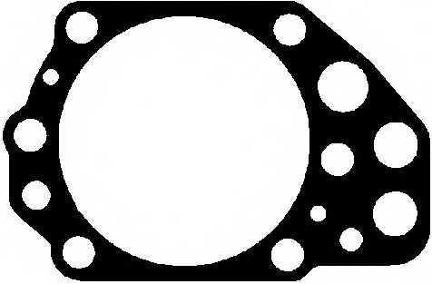 Прокладка головки цилиндра ELRING 893.463 - изображение
