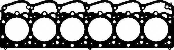 Прокладка головки цилиндра ELRING 905.990 - изображение