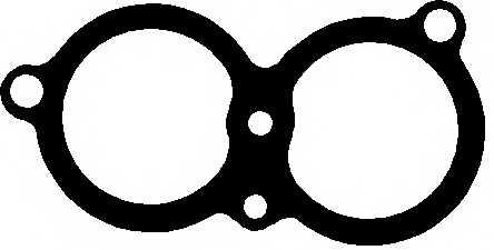 Прокладка корпуса впускного коллектора ELRING 914.703 - изображение
