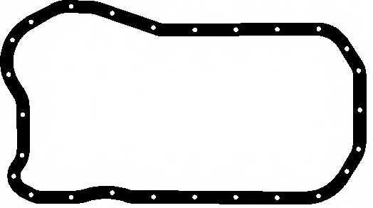 Прокладка маслянного поддона ELRING 917.975 - изображение