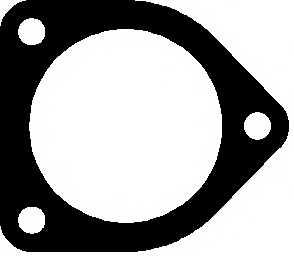 Прокладка, трубка охлаждающей жидкости ELRING 924.971 - изображение