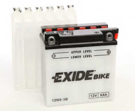 Аккумулятор EXIDE 12N9-3B - изображение