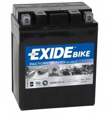 Аккумулятор EXIDE AGM12-14 - изображение