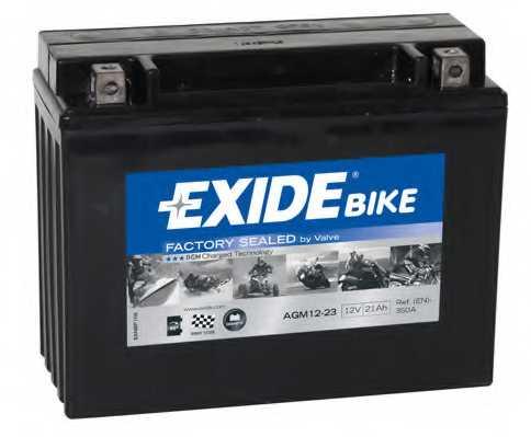 Аккумулятор EXIDE AGM12-23 - изображение