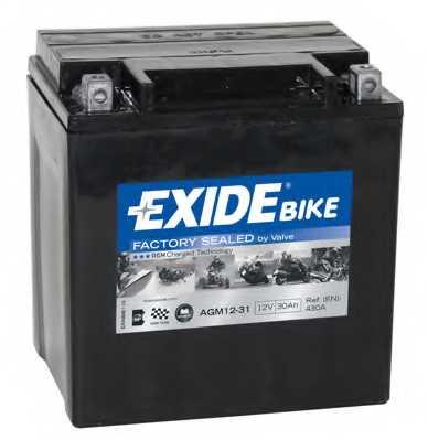 Аккумулятор EXIDE AGM12-31 - изображение