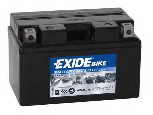 Аккумулятор EXIDE AGM12-8 - изображение