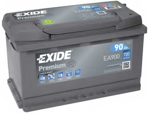 Аккумулятор EXIDE EA900 - изображение