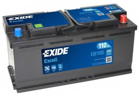 Аккумулятор EXIDE EB1100 - изображение