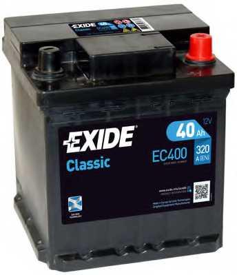 Аккумулятор EXIDE EC400 - изображение