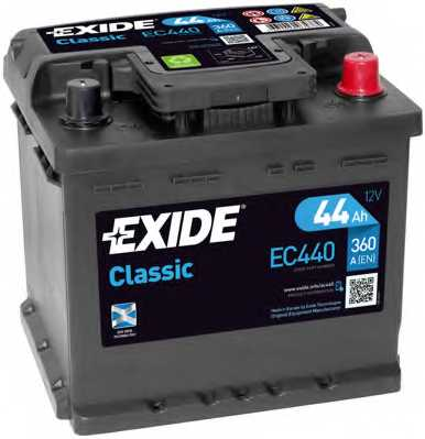 Аккумулятор EXIDE 079RE / EC440 - изображение