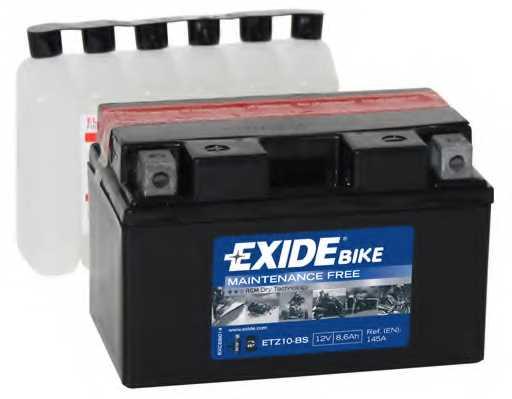 Аккумулятор EXIDE ETZ10-BS - изображение