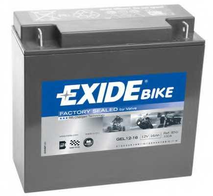 Аккумулятор EXIDE GEL12-16 - изображение