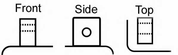 Аккумулятор EXIDE GEL12-19 - изображение 1