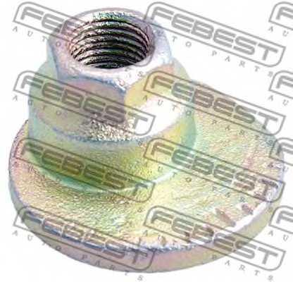 Чаша холостого хода, балка моста FEBEST 0131-003 - изображение
