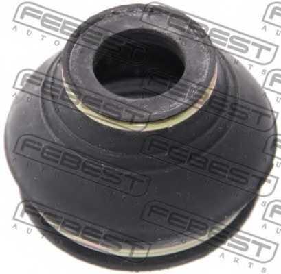 Ремкомплект, наконечник поперечной рулевой тяги FEBEST MZRB-BT50 - изображение