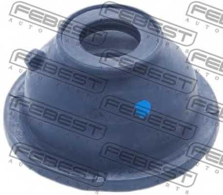 Ремкомплект, наконечник поперечной рулевой тяги FEBEST NTRB-WD21 - изображение