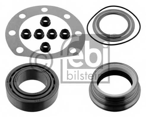 Комплект подшипника ступицы колеса FEBI BILSTEIN 01063 - изображение