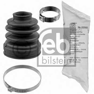 Комплект пылника приводного вала FEBI BILSTEIN 01116 - изображение