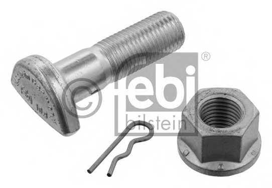 Болт крепления колеса FEBI BILSTEIN 01205 - изображение