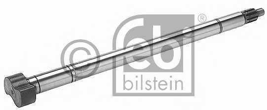 Тормозной вал, барабанный тормозной механизм FEBI BILSTEIN 01341 - изображение