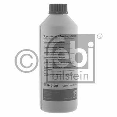 Антифриз 1.5л FEBI BILSTEIN Korrosions-Frostschutzmittel 01381 - изображение