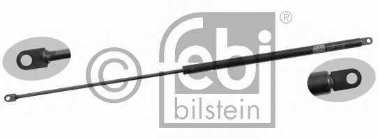 Газовая пружина (амортизатор) капота FEBI BILSTEIN 01449 - изображение