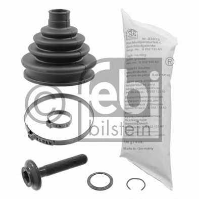 Комплект пылника приводного вала FEBI BILSTEIN 01507 - изображение