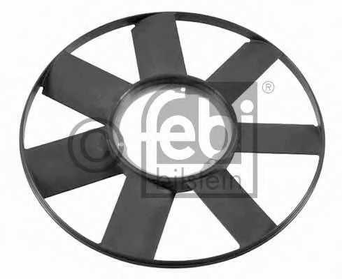 Крыльчатка вентилятора охлаждения двигателя FEBI BILSTEIN 01595 - изображение