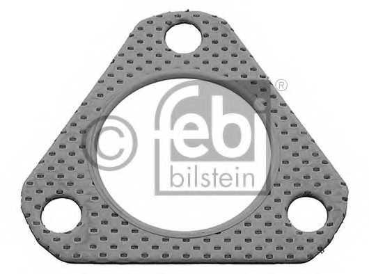 Прокладка выхлопной трубы FEBI BILSTEIN 01610 - изображение