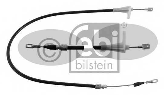 Трос стояночной тормозной системы FEBI BILSTEIN 01666 - изображение