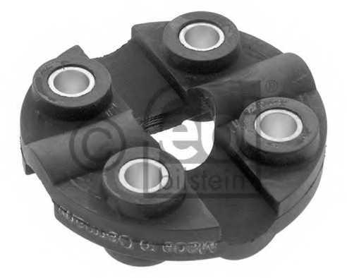 Шарнир, колонка рулевого управления FEBI BILSTEIN 01676 - изображение