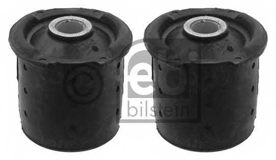 Комплект подшипника балки моста FEBI BILSTEIN 01678 - изображение