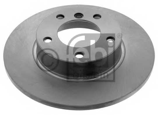 Тормозной диск FEBI BILSTEIN 01715 - изображение