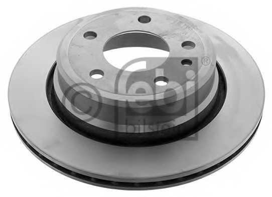 Тормозной диск FEBI BILSTEIN 01721 - изображение