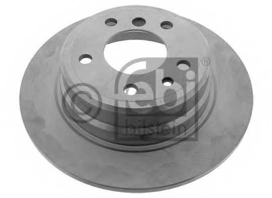 Тормозной диск FEBI BILSTEIN 01723 - изображение