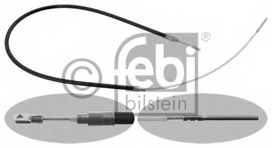 Трос стояночной тормозной системы FEBI BILSTEIN 01759 - изображение