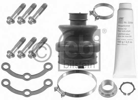 Комплект пылника приводного вала FEBI BILSTEIN 01842 - изображение