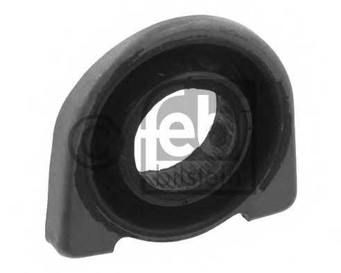 Седло подшипника, промежуточный подшипник карданного вала FEBI BILSTEIN 01857 - изображение