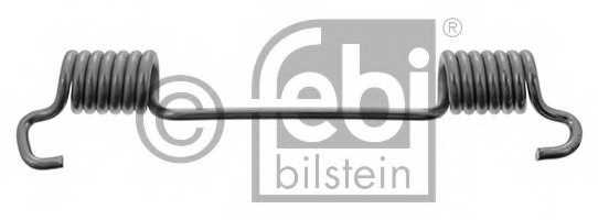 Пружина тормозной колодки FEBI BILSTEIN 02104 - изображение