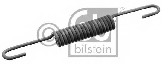 Пружина тормозной колодки FEBI BILSTEIN 02105 - изображение
