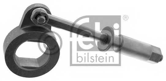 Натяжная планка поликлинового ремня FEBI BILSTEIN 02426 - изображение