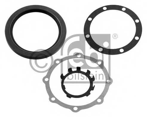 Комплект прокладок, ступица колеса FEBI BILSTEIN 02460 - изображение