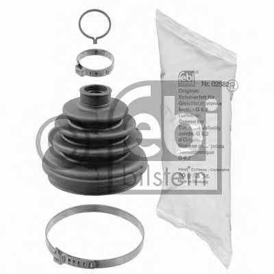 Комплект пылника приводного вала FEBI BILSTEIN 02581 - изображение